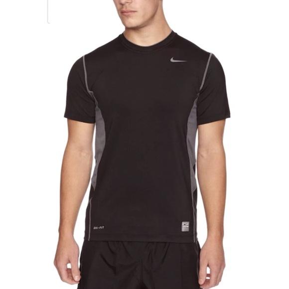 fe7eafa716 Nike Pro Men s Short-Sleeve Fitted Training Top